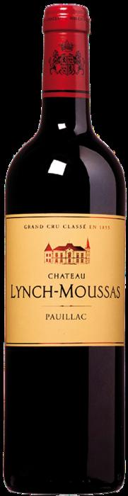 2015 CHÂTEAU LYNCH MOUSSAS 5ème Cru Classé Pauillac, Lea & Sandeman