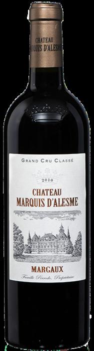2015 CHÂTEAU MARQUIS D'ALESME 3ème Cru Classé Margaux, Lea & Sandeman