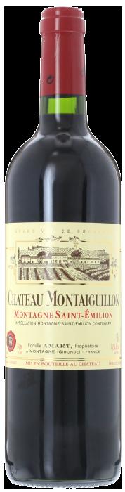 2016 CHÂTEAU MONTAIGUILLON Montagne Saint Emilion, Lea & Sandeman