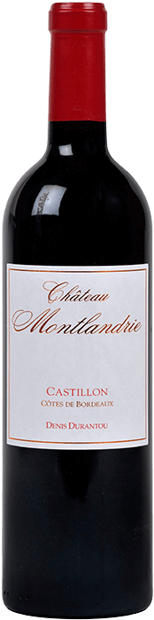 2016 CHÂTEAU MONTLANDRIE Côtes de Castillon, Lea & Sandeman