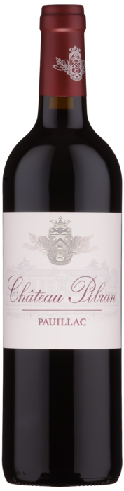 2015 CHÂTEAU PIBRAN Cru Bourgeois Pauillac, Lea & Sandeman