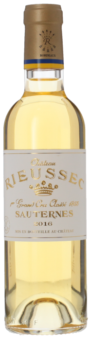 2015 CHÂTEAU RIEUSSEC 1er Cru Classé Sauternes, Lea & Sandeman