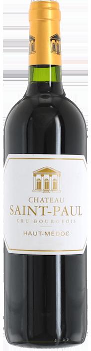 2016 CHATEAU SAINT PAUL Cru Bourgeois Médoc Château Saint Paul, Lea & Sandeman