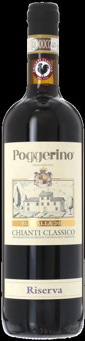 2016 CHIANTI CLASSICO Riserva Bugialla Poggerino, Lea & Sandeman