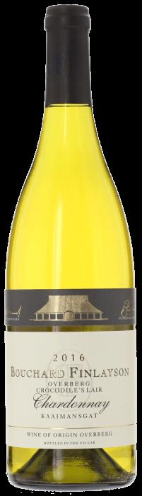 2016 CROCODILE'S LAIR Chardonnay Bouchard Finlayson, Lea & Sandeman