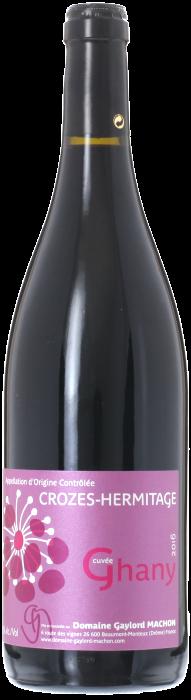 2016 CROZES HERMITAGE Cuvée Ghany Domaine Gaylord Machon, Lea & Sandeman