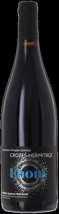 2016 CROZES HERMITAGE Cuvée Lhony Domaine Gaylord Machon, Lea & Sandeman