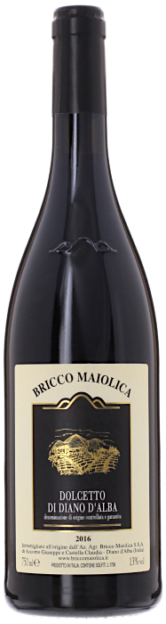 2016 DOLCETTO DIANO D'ALBA Bricco Maiolica, Lea & Sandeman