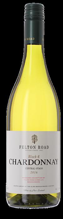 2016 FELTON ROAD Block 6 Chardonnay, Lea & Sandeman