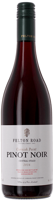 2016 FELTON ROAD Cornish Point Pinot Noir, Lea & Sandeman