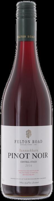 2016 FELTON ROAD Pinot Noir Bannockburn, Lea & Sandeman