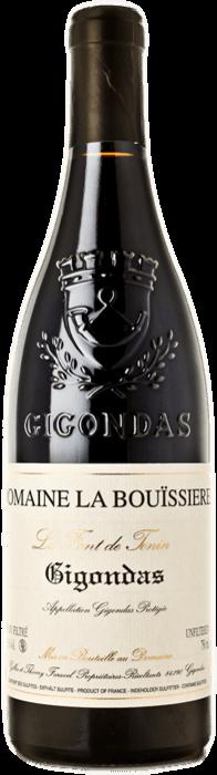 2016 GIGONDAS La Font de Tonin Domaine la Bouïssière, Lea & Sandeman