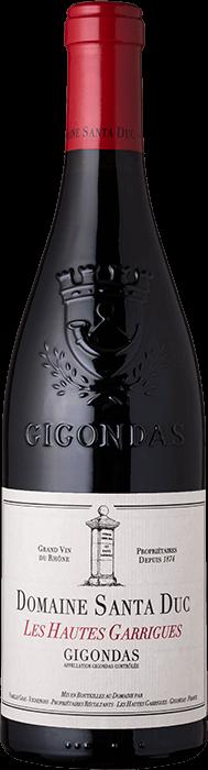 2016 GIGONDAS Les Hautes Garrigues Domaine Santa Duc, Lea & Sandeman