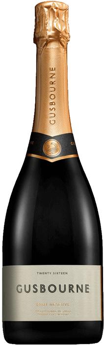 2016 GUSBOURNE Brut Réserve Brut English Sparkling Wine, Lea & Sandeman