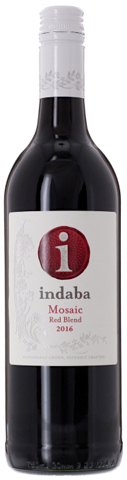 2016 INDABA Mosaic Bordeaux Blend, Lea & Sandeman