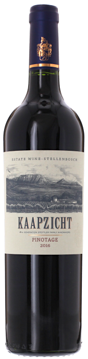 2016 KAAPZICHT Pinotage, Lea & Sandeman