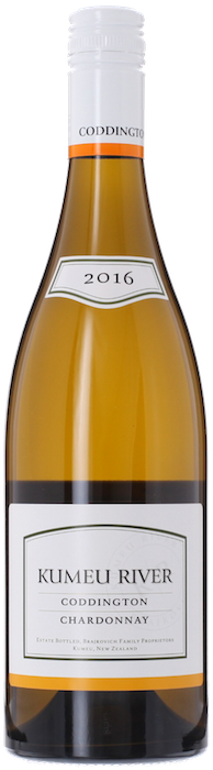 2016 KUMEU RIVER Chardonnay Coddington, Lea & Sandeman
