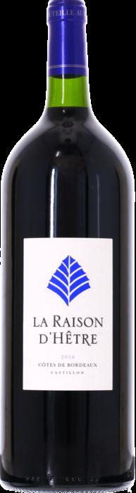 2016 LA RAISON D'HÊTRE Côtes de Castillon, Lea & Sandeman