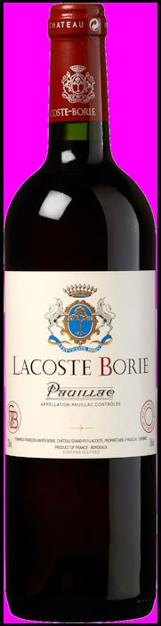 2012-LACOSTE-BORIE-du-Château-Grand-Puy-Lacoste-Pauillac