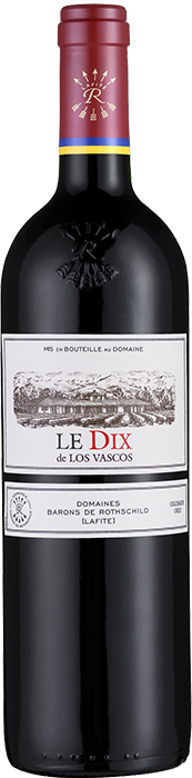 2016 LE DIX Los Vascos, Lea & Sandeman
