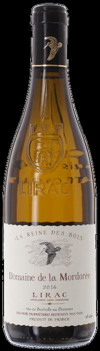 2016 LIRAC Cuvée de la Reine des Bois Blanc Domaine de la Mordorée, Lea & Sandeman