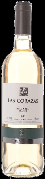 2016 MACABEO Las Corazas Bodegas Roqueta, Lea & Sandeman