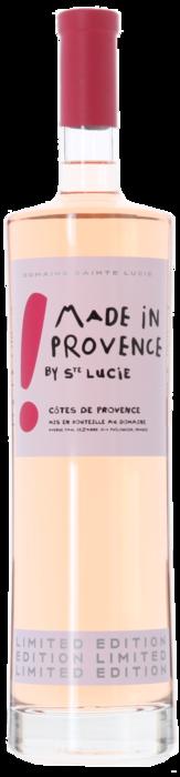 2016 MADE IN PROVENCE! Premium Rosé Domaine Sainte Lucie, Lea & Sandeman