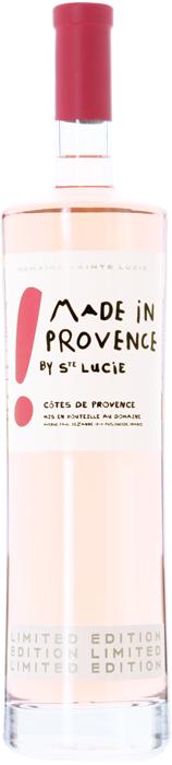2016 MADE IN PROVENCE! Premium Rosé, Lea & Sandeman