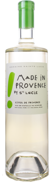2016 MADE IN PROVENCE! Premium White, Lea & Sandeman
