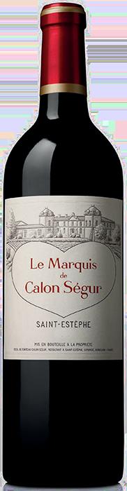 2016 MARQUIS DE CALON Saint Estèphe Château Calon Ségur, Lea & Sandeman