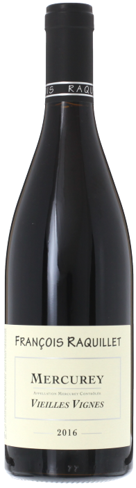 2016 MERCUREY Vieilles Vignes Domaine François Raquillet, Lea & Sandeman