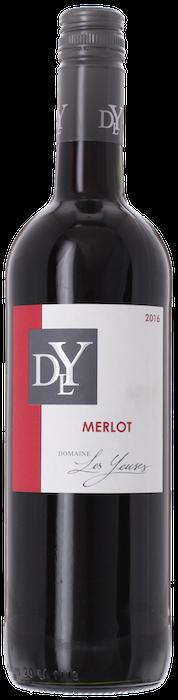 2016 MERLOT Domaine les Yeuses, Lea & Sandeman