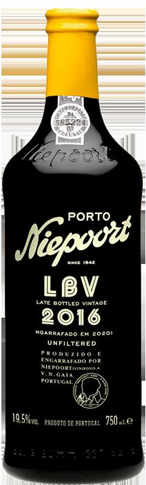 2016 NIEPOORT Late Bottled Vintage, Lea & Sandeman