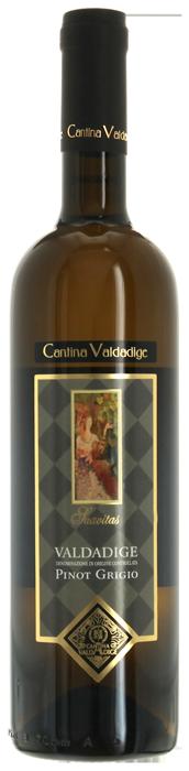 2016 PINOT GRIGIO Vallagarina Cantina Valdadige, Lea & Sandeman
