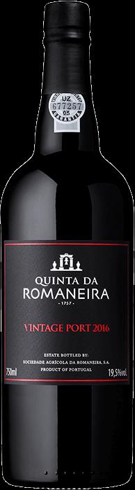 2016 QUINTA DA ROMANEIRA Vintage Port, Lea & Sandeman