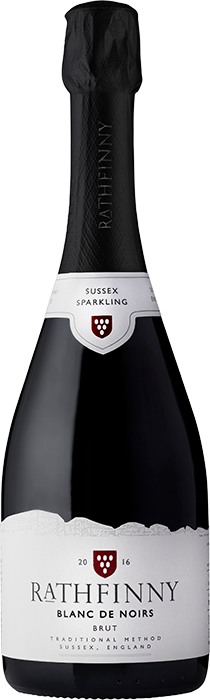2016 RATHFINNY Blanc de Noirs Brut English Sparkling Wine, Lea & Sandeman