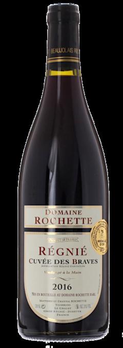 2016 RÉGNIÉ Cuvée des Braves Domaine Rochette, Lea & Sandeman