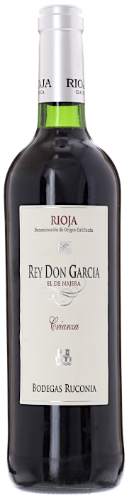 2016 REY DON GARCIA RIOJA Crianza Bodegas Ruconia, Lea & Sandeman
