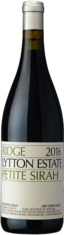 2016 RIDGE Lytton Estate Petite Sirah Ridge Vineyards, Lea & Sandeman