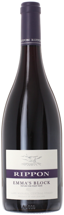 2016 RIPPON 'Emma's Block' Mature Vine Pinot Noir, Lea & Sandeman