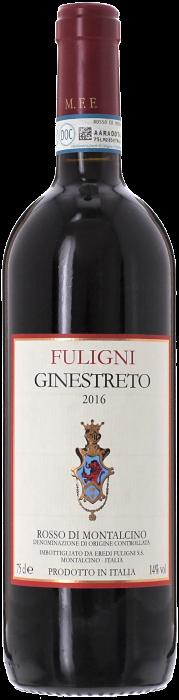 2016 ROSSO DI MONTALCINO Ginestreto Fuligni, Lea & Sandeman