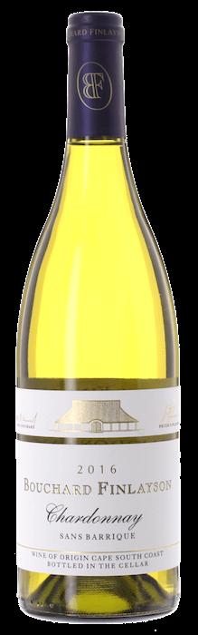 2016 SANS BARRIQUE Chardonnay Bouchard Finlayson, Lea & Sandeman