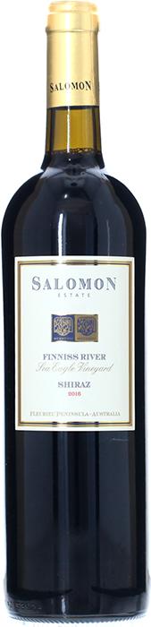 2016 SHIRAZ Sea Eagle Vineyard Salomon Estate, Lea & Sandeman
