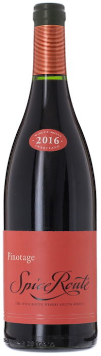 2016 SPICE ROUTE Pinotage, Lea & Sandeman