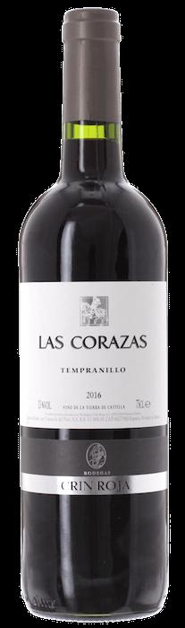 2016 TEMPRANILLO Las Corazas Bodegas Roqueta, Lea & Sandeman