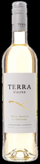 2016 TERRA D'ALTER BRANCO Terras d'Alter, Lea & Sandeman