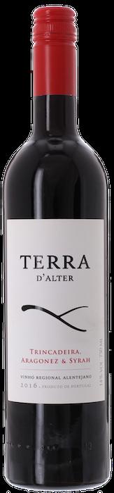 2016 TERRA D'ALTER TINTO Terras d'Alter, Lea & Sandeman