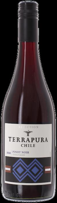2016 TERRAPURA Pinot Noir Viña Terrapura, Lea & Sandeman