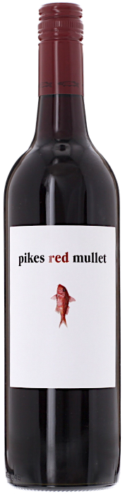 2016 THE RED MULLET Pikes Polish Hill River Estate, Lea & Sandeman