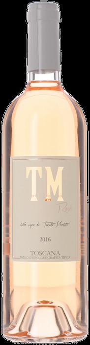2016 TM ROSÉ Rosato Tenuta Monteti, Lea & Sandeman